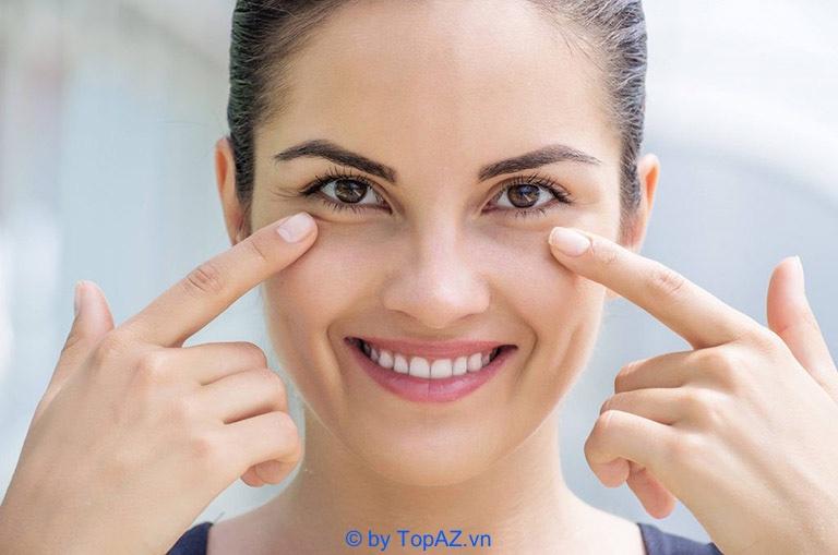 Tìm hiểu về mỡ bọng mắt