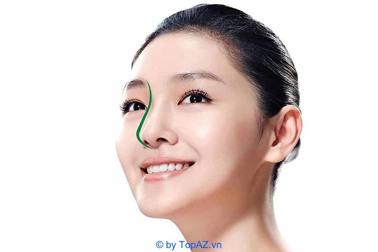 Nâng mũi bằng sụn tự thân giá bao nhiêu?