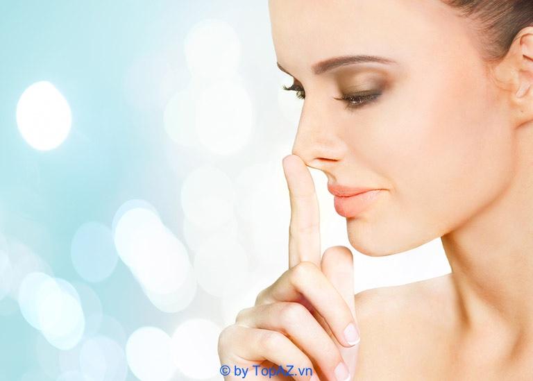 Nâng mũi bằng sụn tự thân có nguy hiểm không?