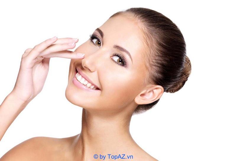 Chăm sóc sau khi nâng mũi bằng sụn tự thân