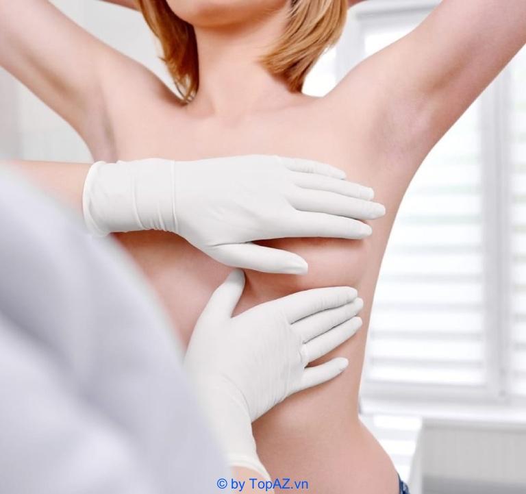 Quy trình nâng ngực Nano Chip nội soi