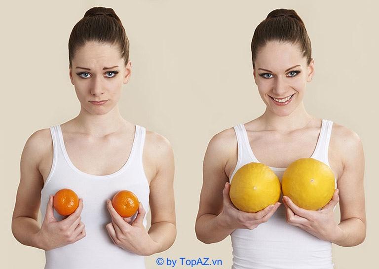 Chăm sóc sau khi nâng ngực nội soi bằng đường nách