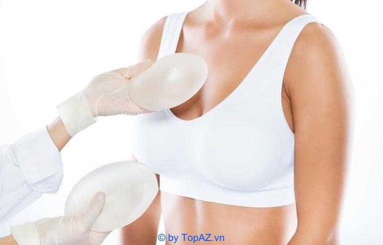 Chi phí thực hiện nâng ngực nội soi bằng đường nách