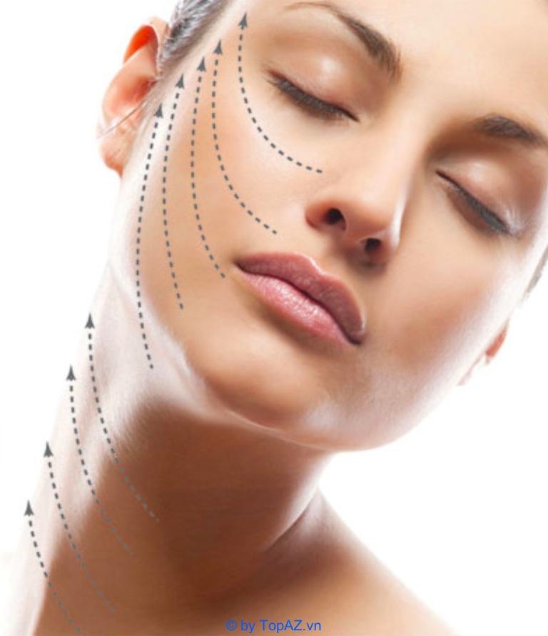Quy trình phẫu thuật căng da mặt