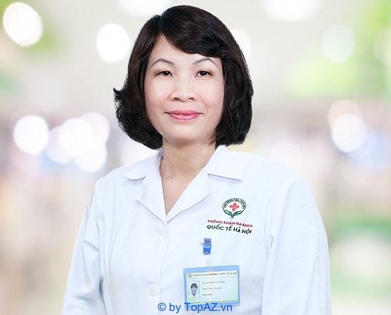 bác sĩ phụ khoa nổi tiếng hà nội