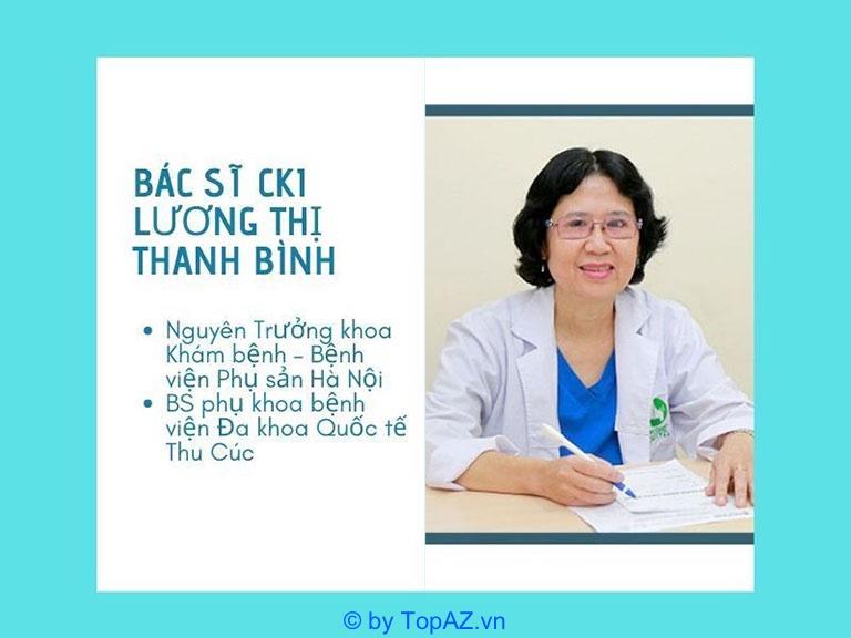Bác sĩ phụ khoa giỏi ở Hà Nội webtretho
