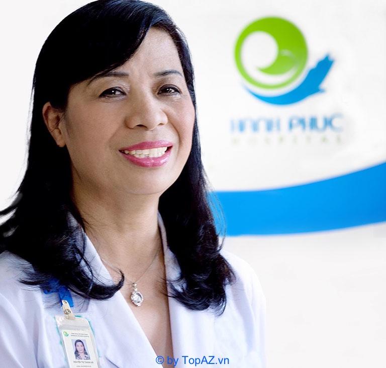 bác sĩ khám phụ khoa giỏi ở TPHCM