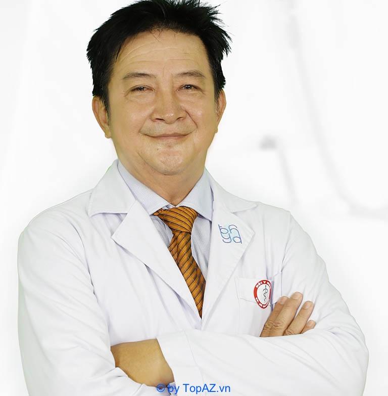 bác sĩ tai mũi họng nhi giỏi ở TPHCM