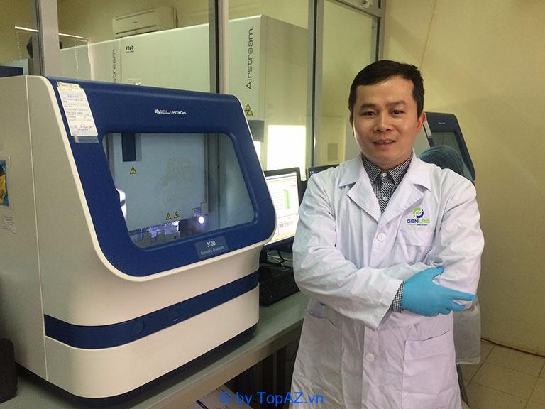 xét nghiệm adn uy tín tphcm
