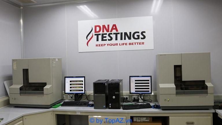 Xét nghiệm ADN HCM
