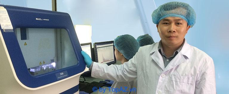 Địa chỉ xét nghiệm ADN uy tín tại TPHCM