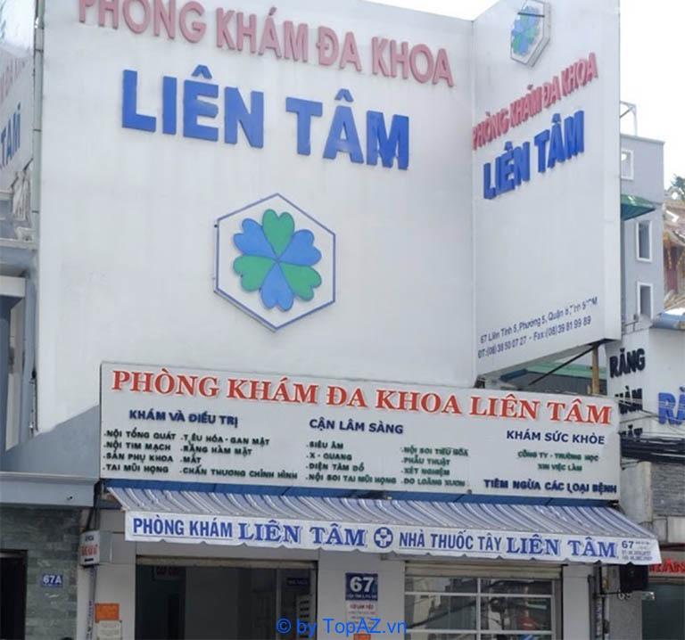 phòng khám bệnh trĩ tại TPHCM