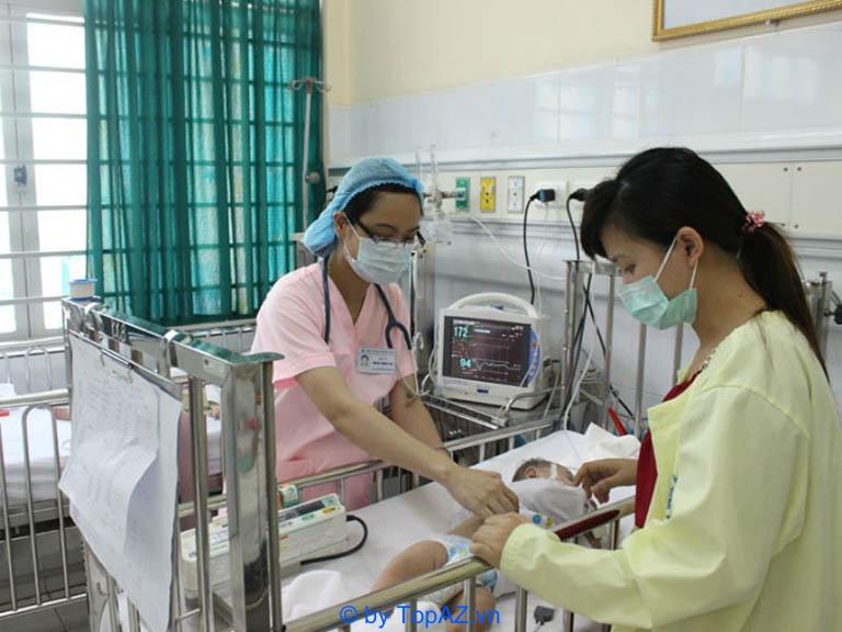 phòng khám tai mũi họng nhi ở Hà Nội