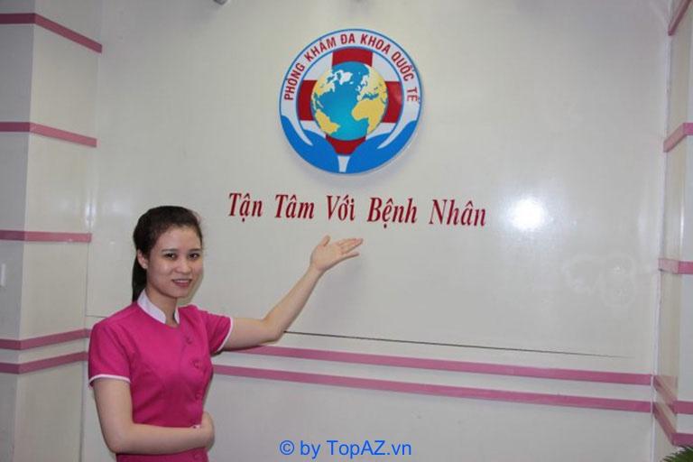phòng khám đa khoa quận 1
