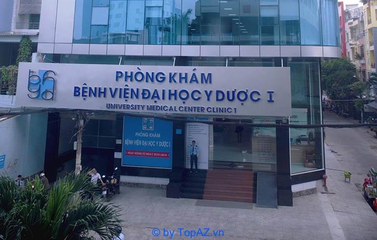 phòng khám đa khoa ở quận 10