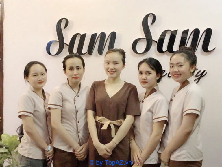 Spa quận Tân Phú