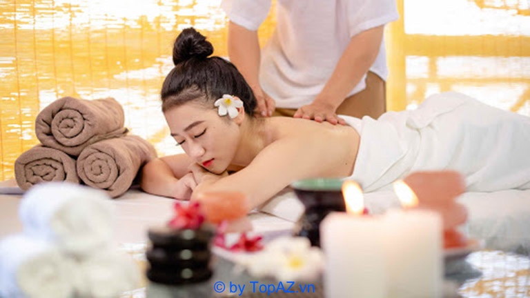 spa uy tín ở quận Tân Bình