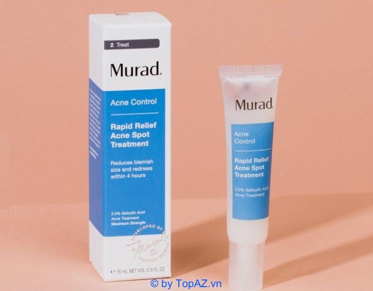 kem trị mụn ẩn dưới da