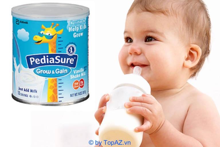 sữa dành cho trẻ sơ sinh