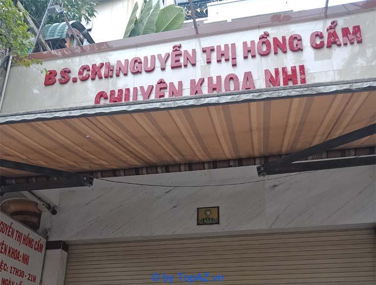 Phòng khám nhi Quận Bình Tân