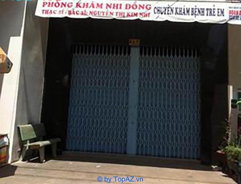 Phòng khám nhi tại Bình Chánh