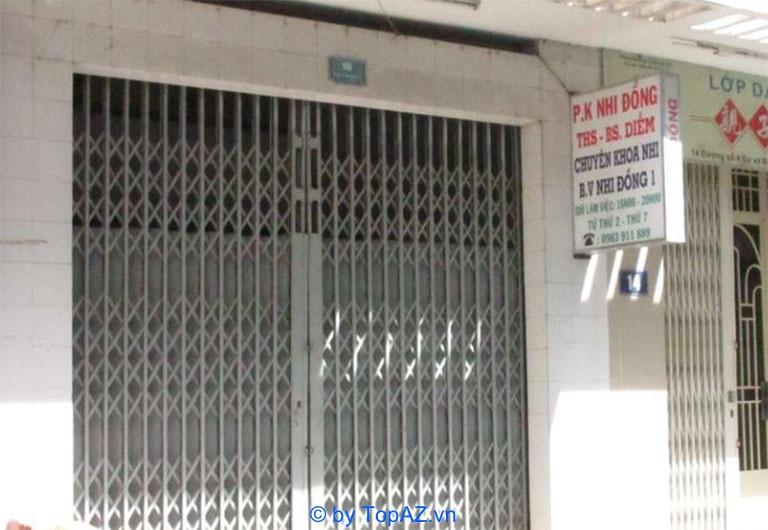 Phòng khám nhi tại quận 11