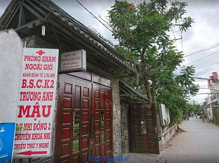 Phòng khám nhi tại quận 12