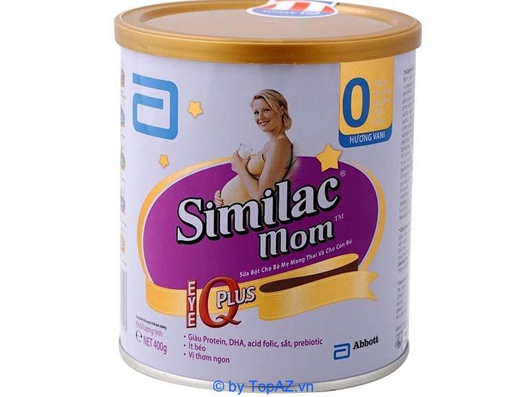 sữa bà bầu