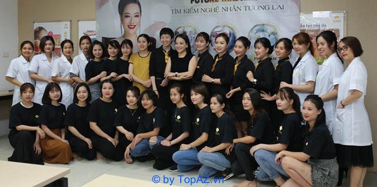 đào tạo nghề Nail Hà Nội