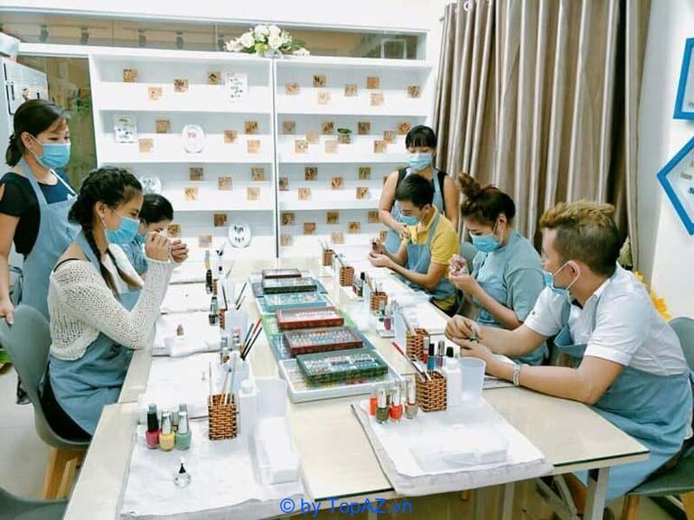 đào tạo nghề Nail TPHCM