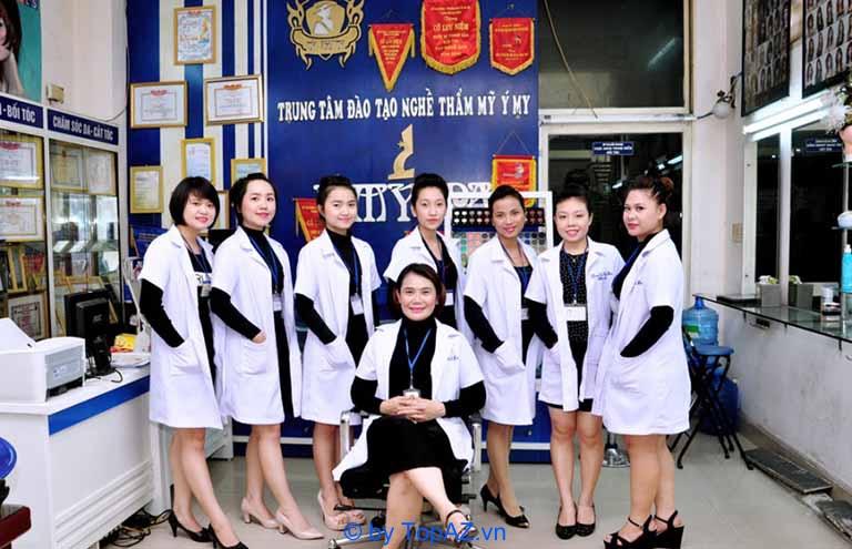 học phun xăm thẩm mỹ Đà Nẵng