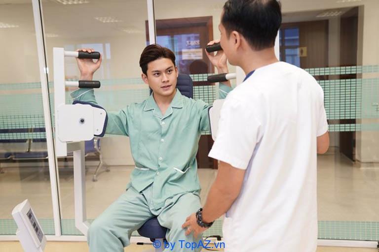 trung tâm vật lý trị liệu phục hồi chức năng TPHCM