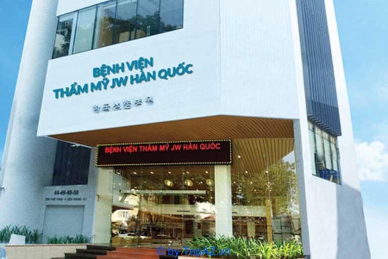 địa chỉ tẩy nốt ruồi tại TPHCM