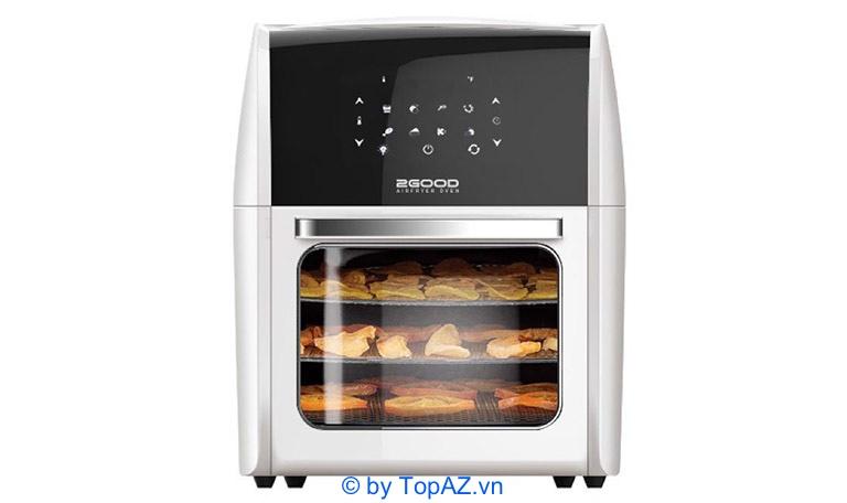 Vortex S-18 Air Fryer Oven là một lựa chọn hoàn hảo cho những những gia đình có đông thành viên.